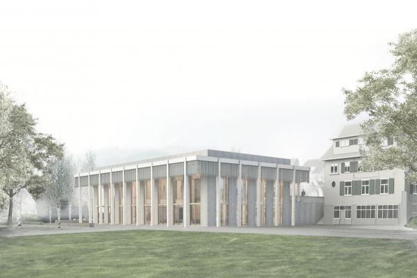 *1.Rang* - Studienauftrag Gemeindesaal Strengelbach