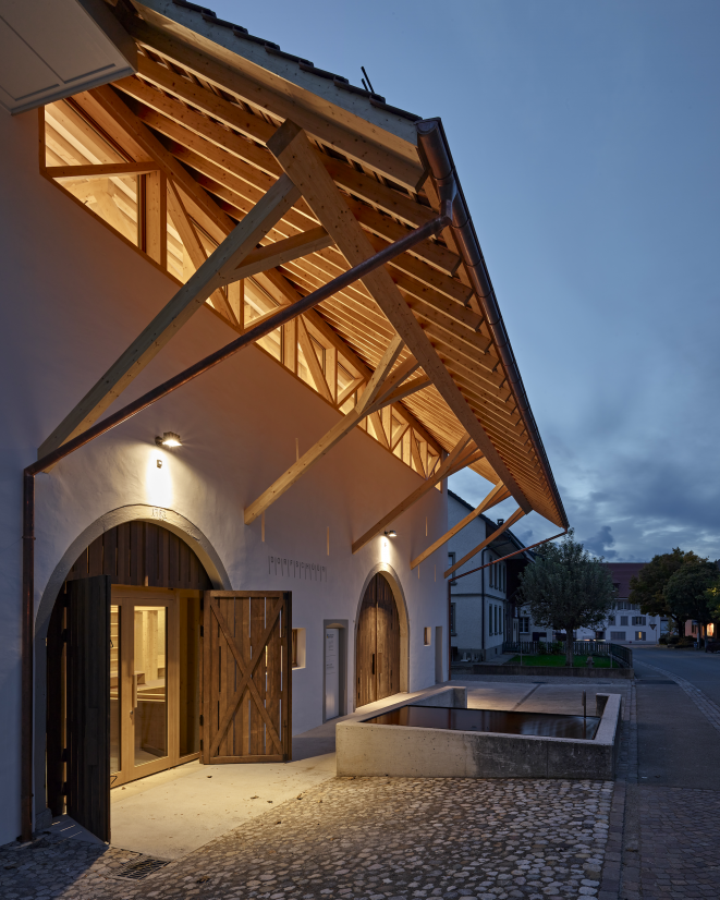Kulturzentrum Dorfschüür Würenlingen