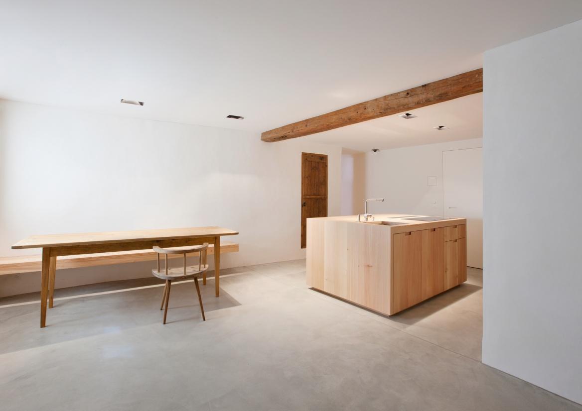 Wohnhaus Tschlin, Engadin
